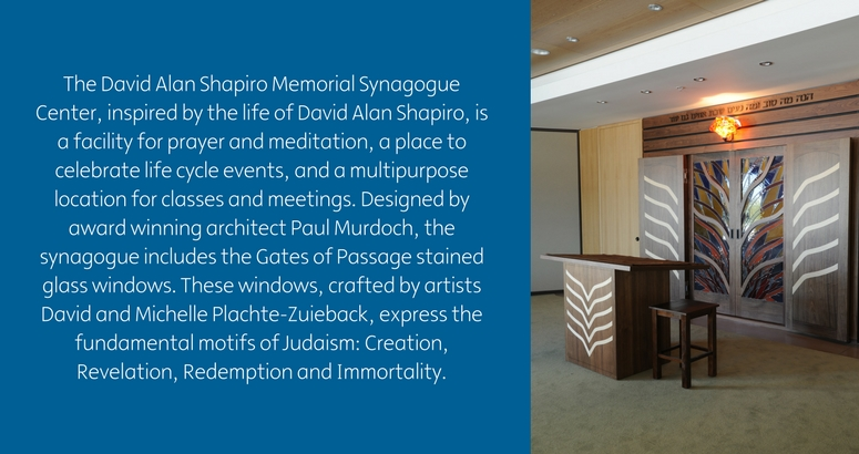 Photograph of Shapiro Synagogue