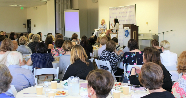 Photograph of University Women Luncheon