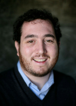 Headshot of Rabbi Adam Greenwald