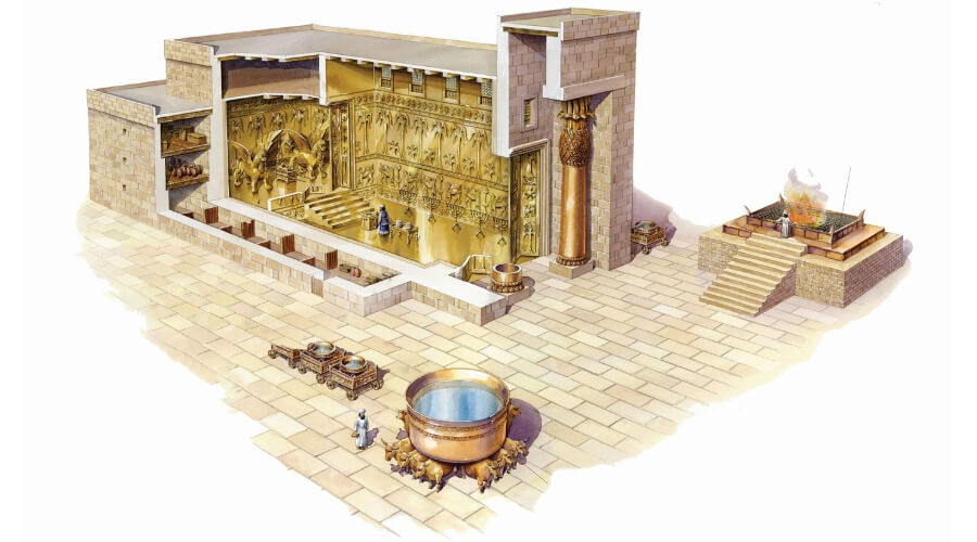 Image of Solomon's Temple