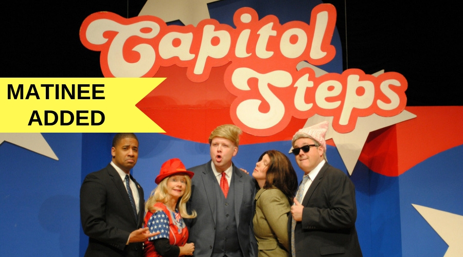Capitol Steps Promotional Image