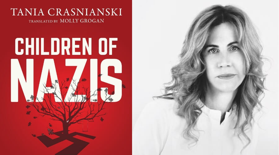 Image of Tania Crasnianski and Children of Nazis book cover