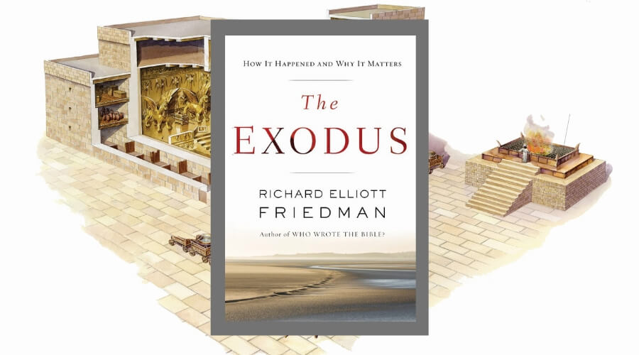 Image of The Exodus book cover