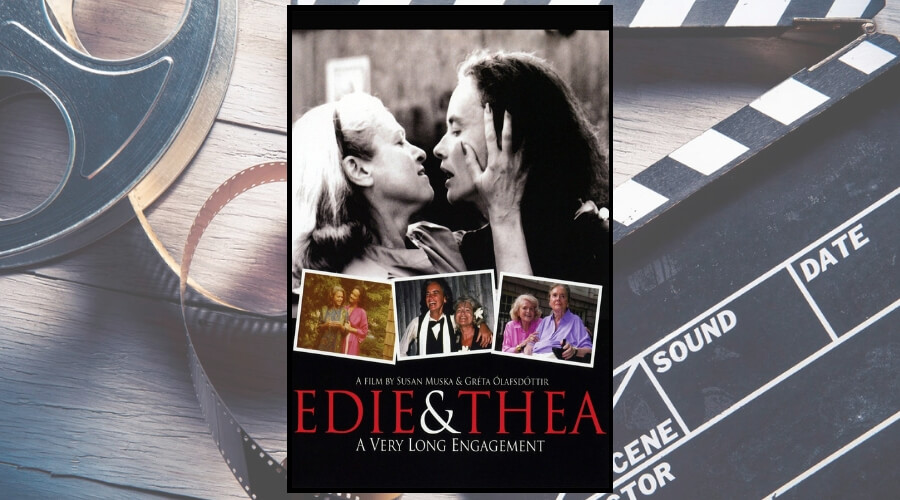 Image of Edie & Thea Movie Poster