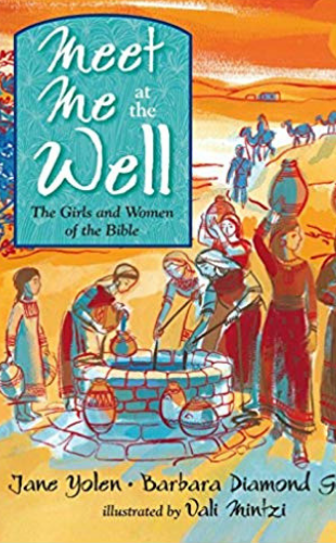 """Meet Me at the Well"" New Arrivals book image"