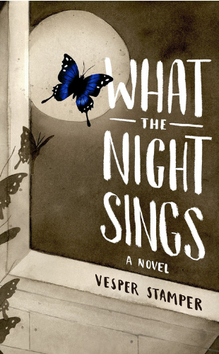 """What the Night Sings"" New Arrivals book image"