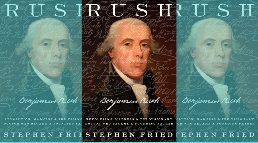 Rush, by Stephen Fried (book cover)