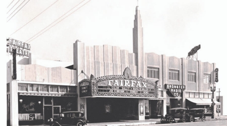Image of Fairfax