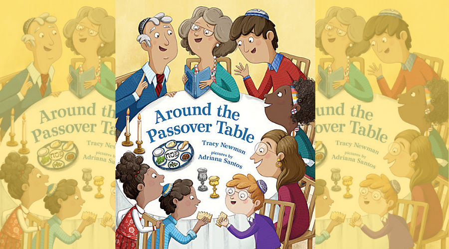 Around the Passover Table book cover image