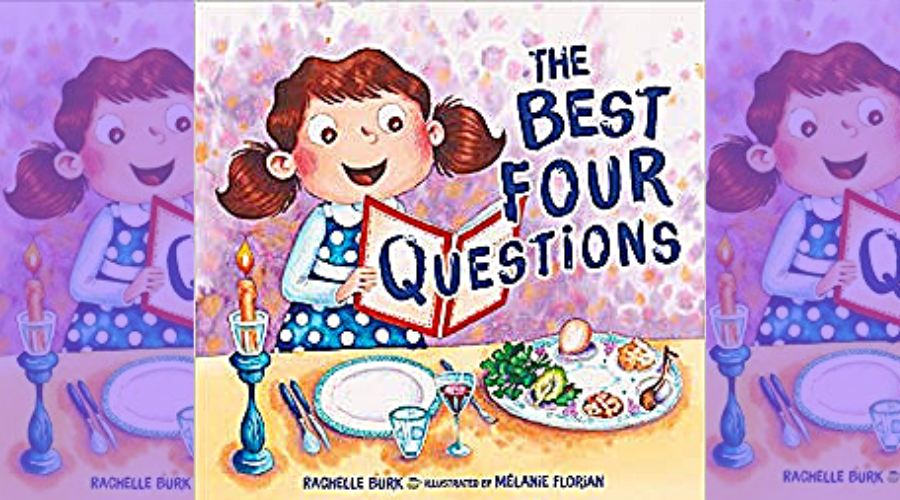 The Best Four Questions book cover image