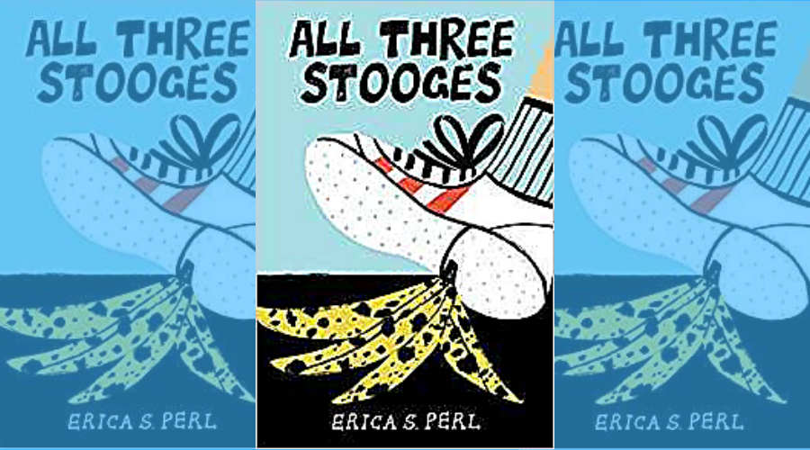 All Three Stooges book cover image