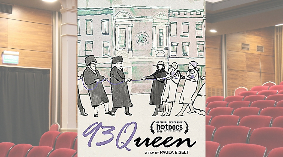 93Queen movie poster image