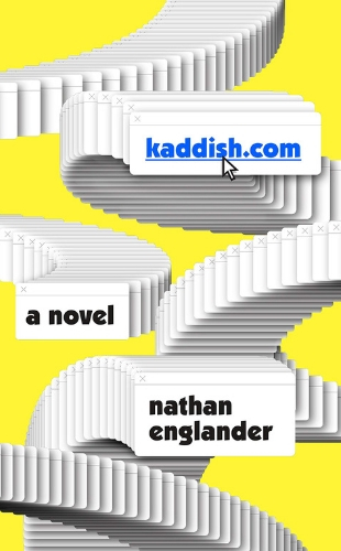 Kaddish.com book cover