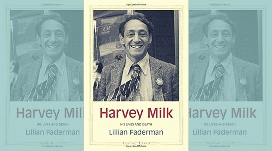 Harvey Milk: His Lives and Death book cover image