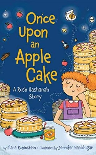 Once Upon an Apple Cake book cover image