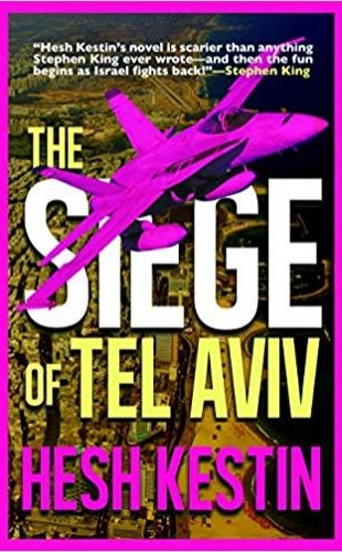 The Siege of Tel Aviv book cover