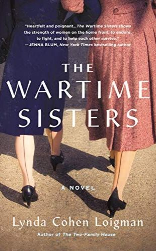 The Wartime Sisters book cover image