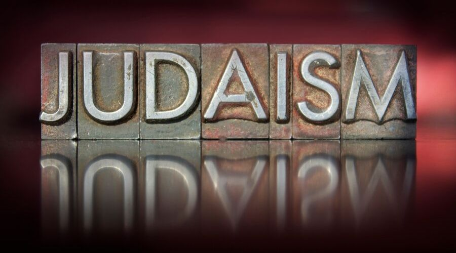 Photo of the word Judaism