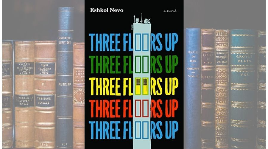 Three Floors Up book cover image