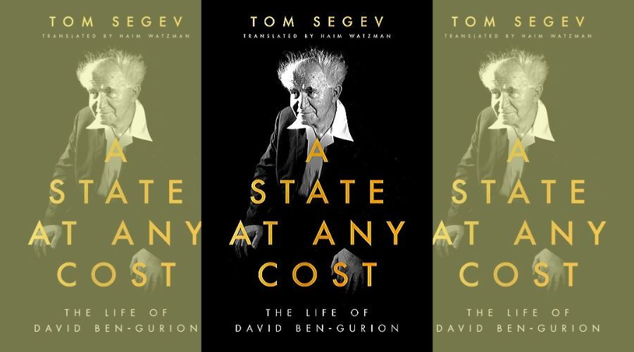 A State at Any Cost book cover