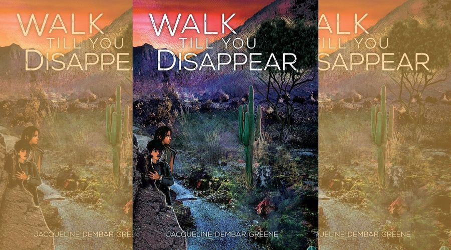 Walk Till You Disappear book cover