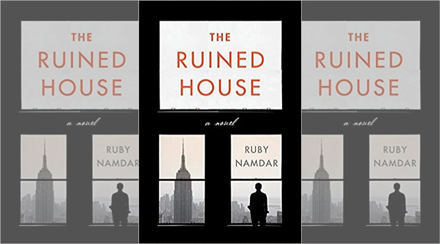 The Ruined House book cover