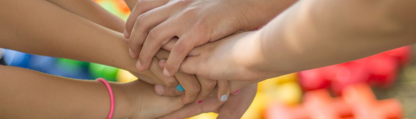 Photo of Hands together