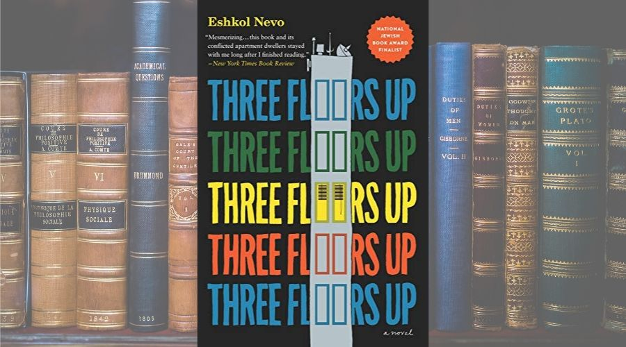 three floors up book cover