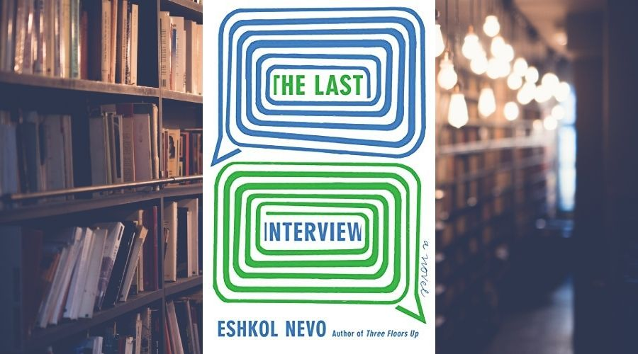 cover of the last interview book