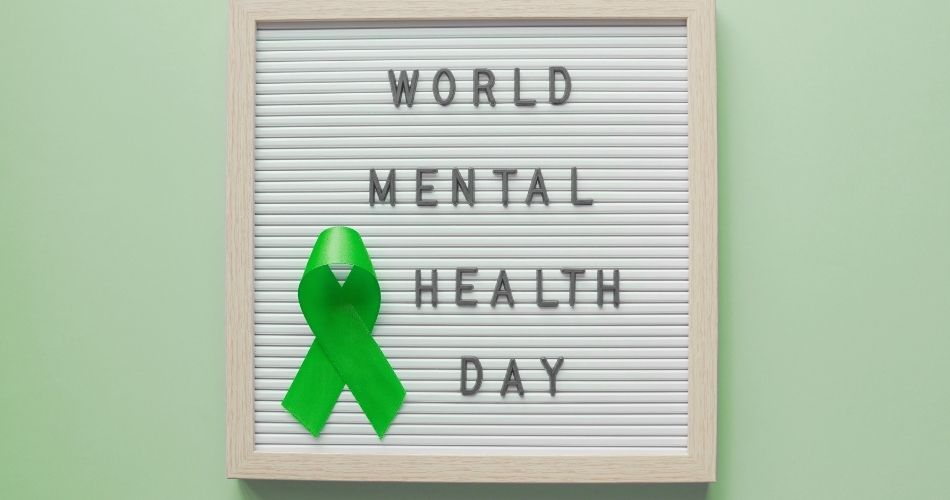Photo of World Mental Health Day Poste