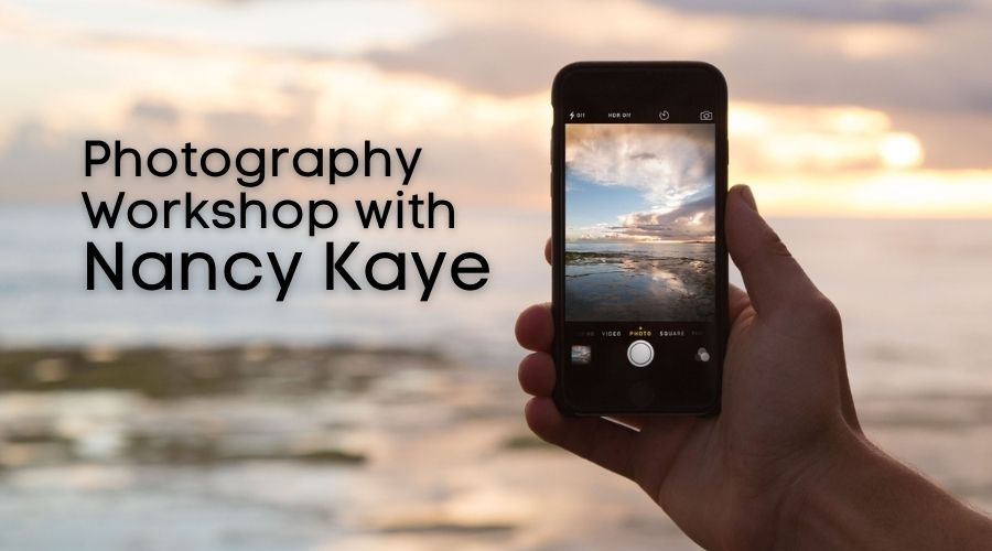 Workshop: Learn How to Document Your Journey with Your Phone