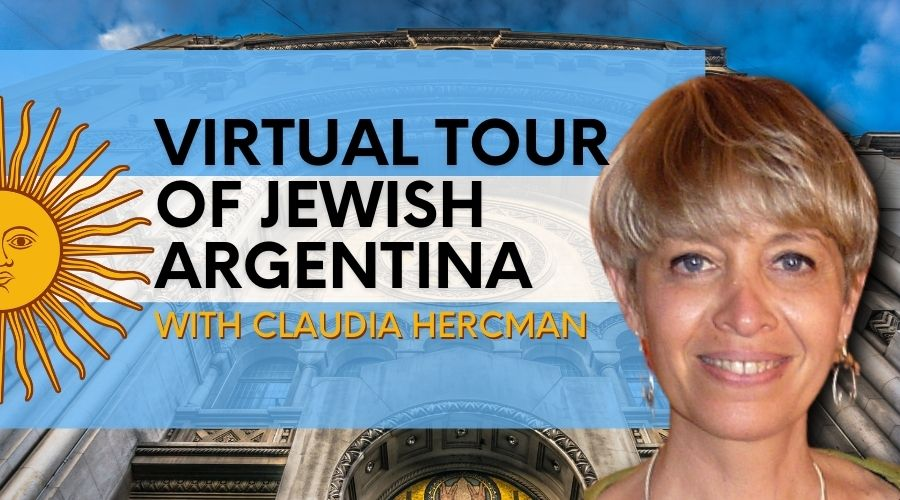Hidden Worlds: Tour Jewish Argentina with a Local Guide