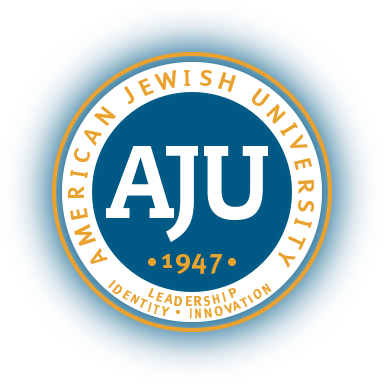 American Jewish University logo links to homepage
