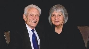 Photo of Frank and Virginia Maas