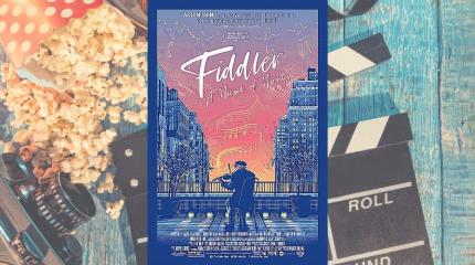 movie poster of Fiddler: Miracle of Miracles