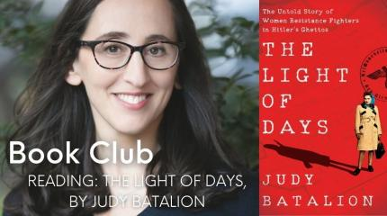 Book Club: The Light of Days