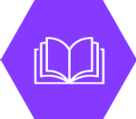 Icon of opened book